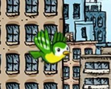 Игра Городская птичка онлайн