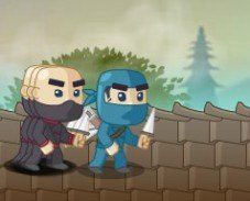 Игра Ниндзя Кира онлайн