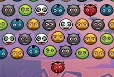 Игра Хэллоуинские шарики онлайн