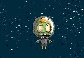 Игра Зомби на Марсе онлайн