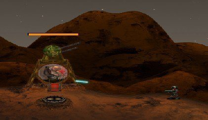 Игра Последняя башня Марса онлайн