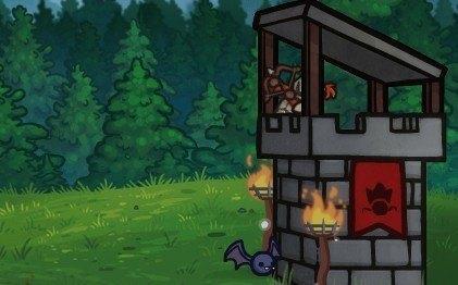 Игра Рыцарь на страже онлайн