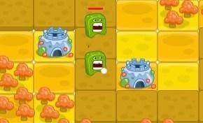 Игра Сладкая планета онлайн