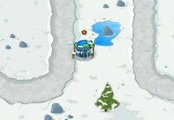 Игра Битва за Антарктиду онлайн