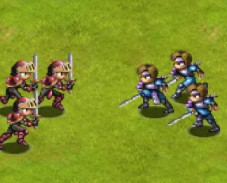 Игра Война Мираджин онлайн