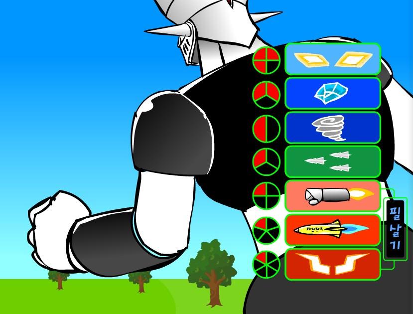 Игра Робот Мазингер онлайн