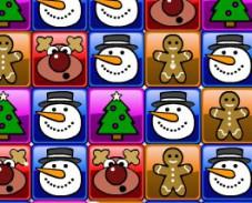 Игра Рождественский фриз онлайн