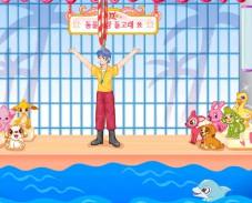 Игра Дельфинарий онлайн