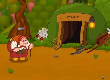 Игра Когда гоблины атакуют онлайн