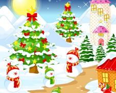 Игра Новогодний квартал онлайн