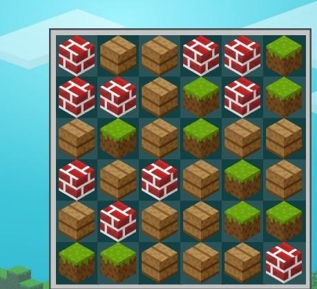Игра Match Craft онлайн