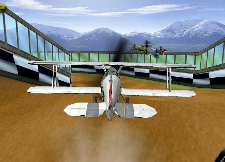 Игра Дорога для самолетов онлайн