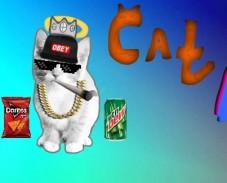 Игра Кликер кота онлайн