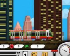 Игра Водитель трамвая онлайн
