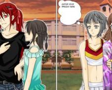 Игра Манга школьные дни 2 онлайн