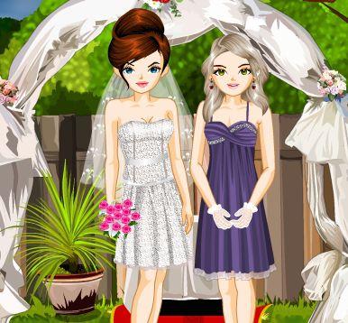 Игра Две невесты онлайн