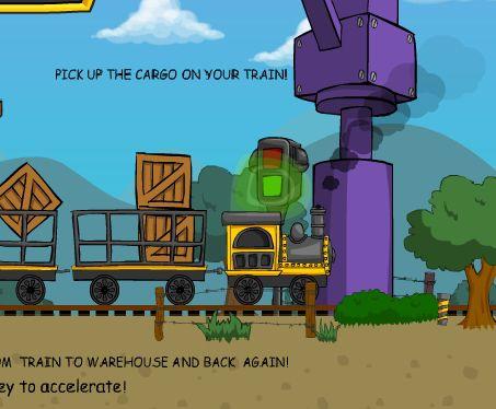Игра Угольный экспресс 2 онлайн