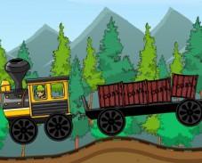 Игра Угольный экспресс онлайн