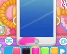 Игра iPhone для Барби онлайн