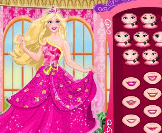 играть онлайн барби принцесса