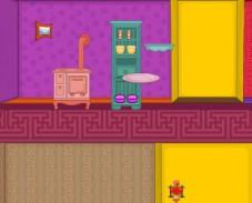 Игра Обустройство кукольного дома онлайн