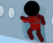 Игра Parajumper онлайн