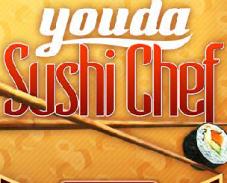 Игра Время суши онлайн