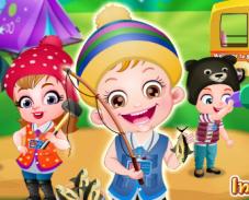 Игра Хейзел в детском лагере онлайн