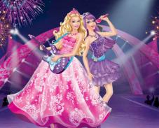 Игра Барби попзвезда онлайн