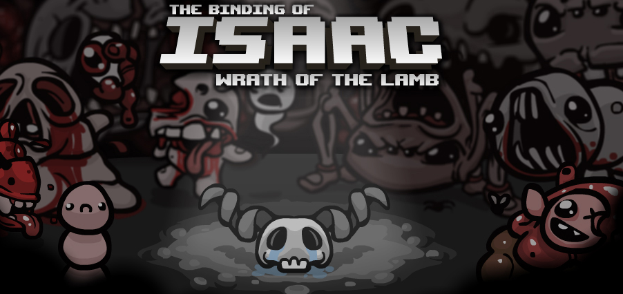Игра The Binding of Isaac: Wrath of the Lamb онлайн