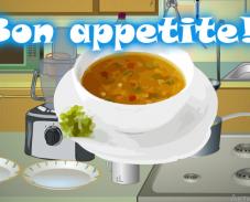 Игра Овощной суп онлайн
