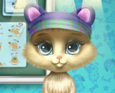 Игра Барби спасает кошек онлайн