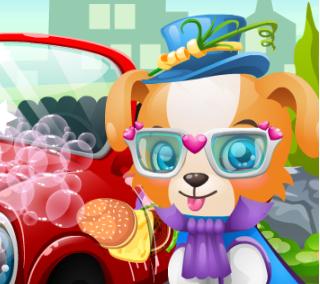 Игра Мойка машины онлайн