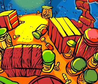 Игра Побег из подвала онлайн