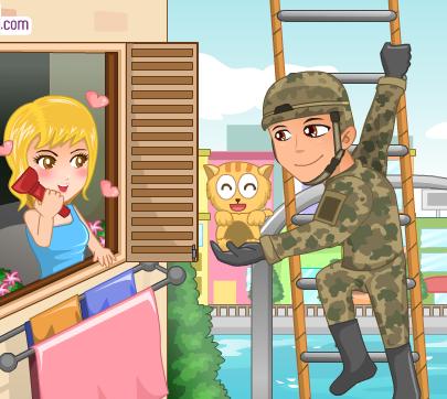 Игра Мой секретный герой онлайн