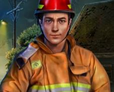 Игра Поиск предметов — пожарная машина онлайн