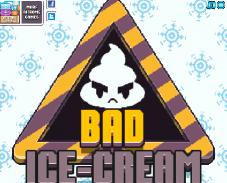 Игра Плохое мороженное 3 онлайн