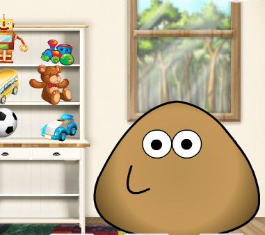 Игра Малыш Поу онлайн
