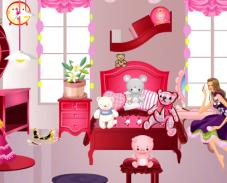 Игра Прекрасная спальня онлайн