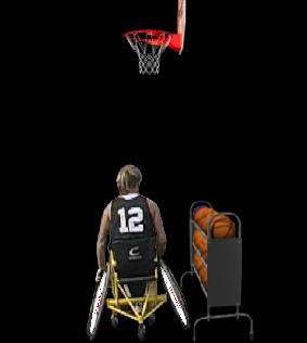 Игра Экстремальный баскетбол онлайн