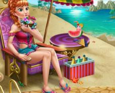 Игра Анна для девочек онлайн