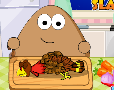 Игра Поу: День Благодарения онлайн