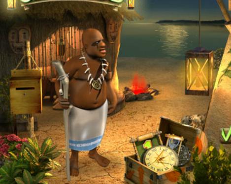 Игра Остров секретов — игры Алавар на русском языке онлайн