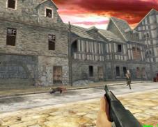 Игра Зона сражения: Вторая мировая война онлайн