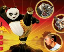 Игра Драки с Кунг Фу Пандой онлайн
