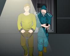 Игра Побег от террористов онлайн