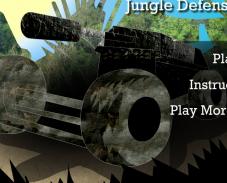 Игра Лесная оборона онлайн