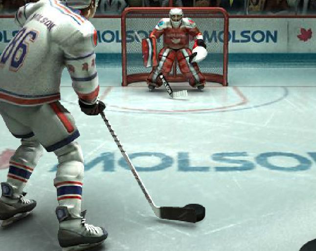 Игра Профессиональный хоккей с Молсон онлайн