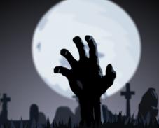 Игра Последняя ночь зомби онлайн