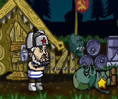Игра Зомби Съели Мою Родину онлайн